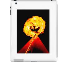 Phoenix Flame Tower iPad Case/Skin