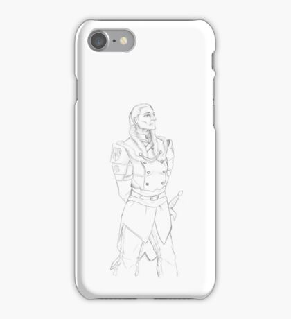 Fereldan Patriot iPhone Case/Skin