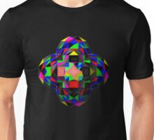 The temple of Atom 1 Unisex T-Shirt