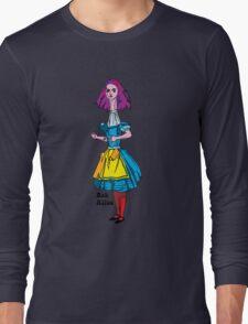 Ask Alice - Alice in wonderland Long Sleeve T-Shirt