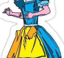 Ask Alice - Alice in wonderland Sticker