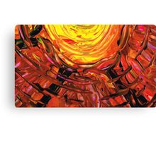 Colorful Abstract Art - Halfway Around The Sun - Sharon Cummings Canvas Print