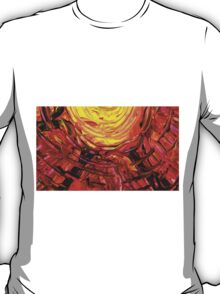 Colorful Abstract Art - Halfway Around The Sun - Sharon Cummings T-Shirt