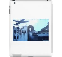 By Air or Land iPad Case/Skin