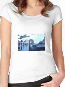 By Air or Land Women's Fitted Scoop T-Shirt