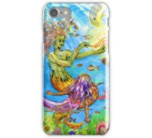 Merman and Mermaids iPhone Case/Skin