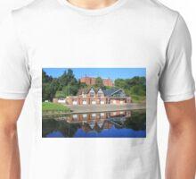 Shrewsbury School and boathouse Unisex T-Shirt