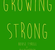 Growing Strong by justgeorgia