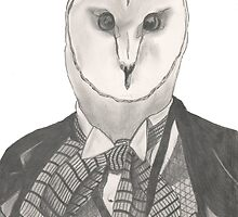 Doctor Whoot by Jake Couisns