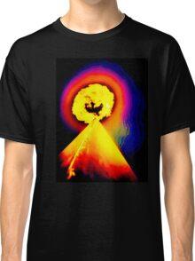 Phoenix Flame Rainbow Classic T-Shirt