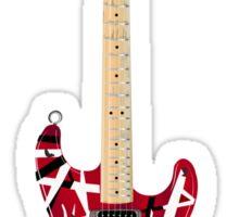 Van Halen Frankenstrat Sticker