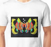 Kissing Fish Unisex T-Shirt