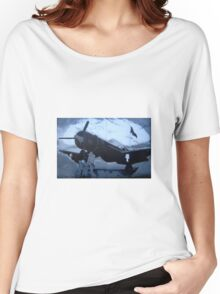 World War II - Flying Aces Women's Relaxed Fit T-Shirt