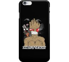 Invaders Of The Galaxy iPhone Case/Skin