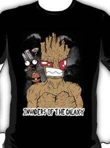 Invaders Of The Galaxy T-Shirt