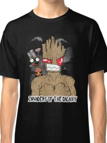 Invaders Of The Galaxy Classic T-Shirt
