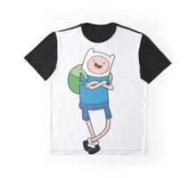 Finn Graphic T-Shirt