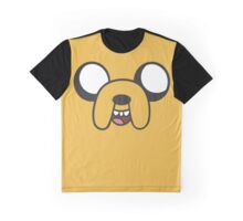 Jake face Graphic T-Shirt
