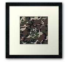 #Army Framed Print