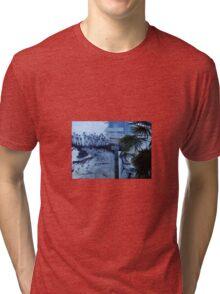 To the Beach Tri-blend T-Shirt