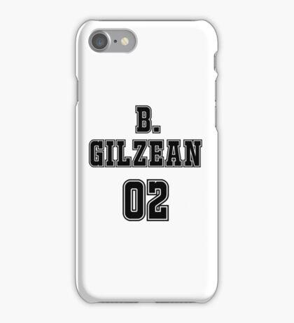 Butch Gilzean Jersey iPhone Case/Skin
