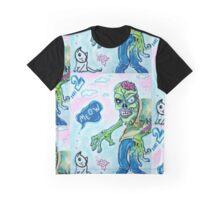 My Pet Zombie 2 - Here Kitty Kitty Graphic T-Shirt