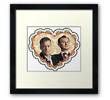 Beloved Mystrade Framed Print