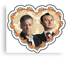Beloved Mystrade Canvas Print