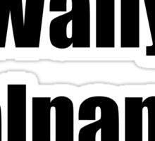 Wally Walpamur Sticker