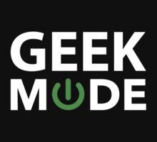Geek Mode by DesignFactoryD