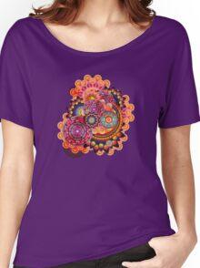 Funky Art Pattern Women's Relaxed Fit T-Shirt