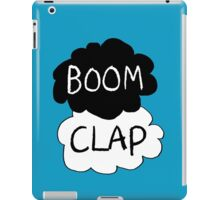 Boom Clap (sound of my heart - TFIOS) iPad Case/Skin