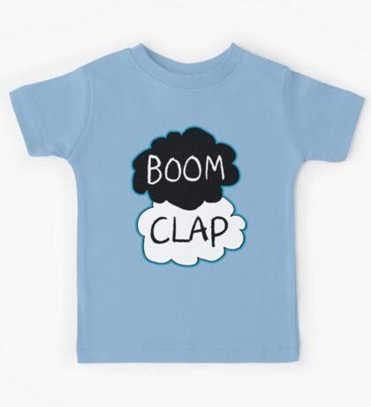 Boom Clap (sound of my heart - TFIOS) Kids Tee