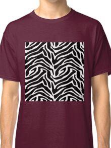 Wild zebra Classic T-Shirt