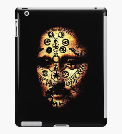 monalisa in splendor solis iPad Case/Skin
