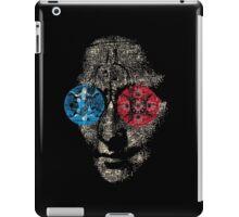 monalisa in 3dk iPad Case/Skin