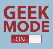 Geek Mode On One Piece - Short Sleeve
