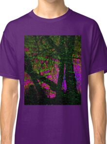 The Psychedelic Forest Classic T-Shirt