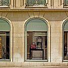 Haute Couture Avenue Montaigne Paris France by Buckwhite