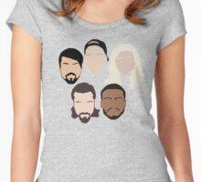 pentatonix Women's Fitted Scoop T-Shirt