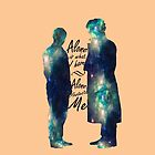 "Johnlock ""ALONE IS WHAT I HAVE"" by thescudders"