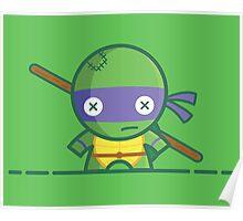 Donatello - Voodoo Dolls Series - TMNT Poster