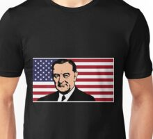 LYNDON B. JOHNSON-USA Unisex T-Shirt