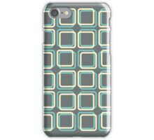 60s Boxes iPhone Case/Skin