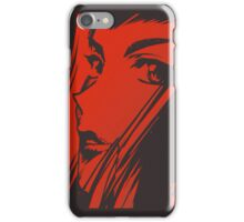 faye iPhone Case/Skin