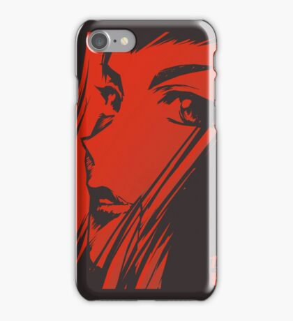 faye iPhone Case/Skin