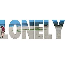 Lonely Photographic Print