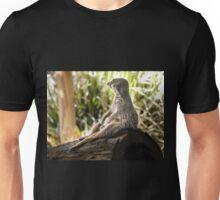 Even a Meerkat needs a rest Unisex T-Shirt