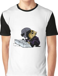 Daft Nuts Graphic T-Shirt