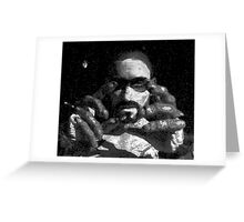 The Fortunes Teller Greeting Card